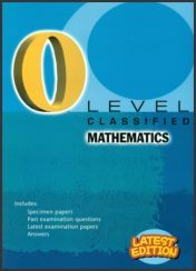 O Level Classified Add  Maths Past Papers Qs (SAP) - Grade