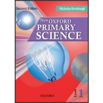 New Oxford Primary  Science Level 1