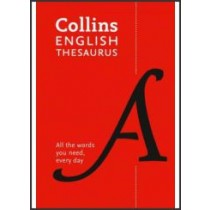 English Collins Thesaurus (Pocket Size)